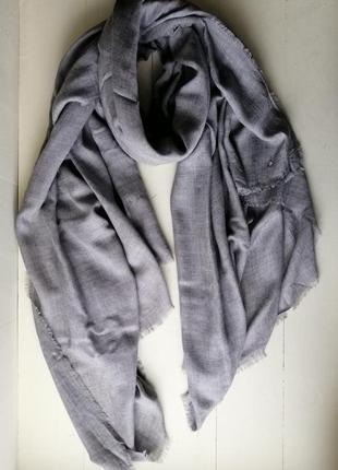 Marc cain очень большой палантин, шарф, шаль