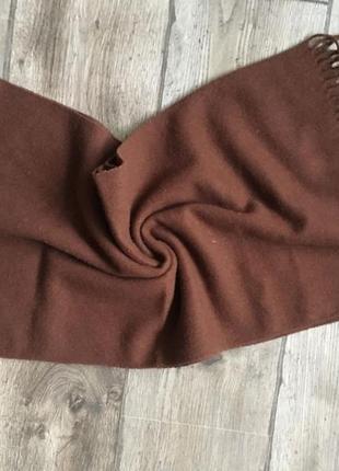 Мягкий нежный кашемировый шарф loro piana