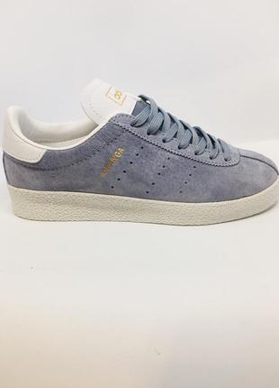 Adidas topanga женские кроссовки замшевые