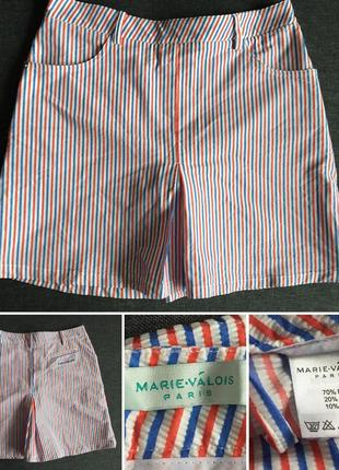 Французские шорты-юбка marie valois paris