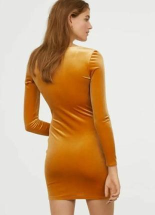 Супер яркое мини платье h&m2 фото