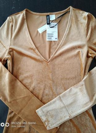 Супер яркое мини платье h&m5 фото