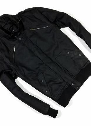 Мужская стильная демисезонная куртка couture