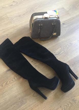 Ботфорты сапоги угги ботинки туфли сапожки