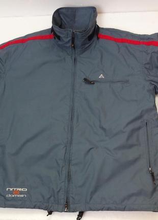 Немецкая лыжная куртка мужская. 54-56 размер