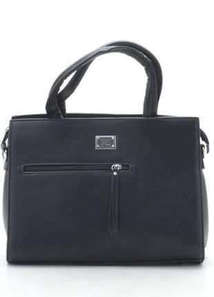 Женская сумка f219 черная