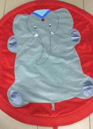 Детский коврик ikea
