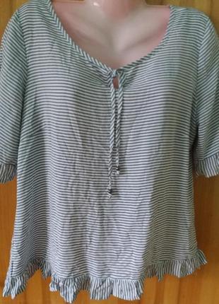 Рубашка в плоску.