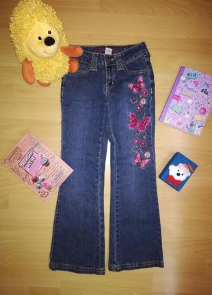 Стильные джинсы для девочки arizona