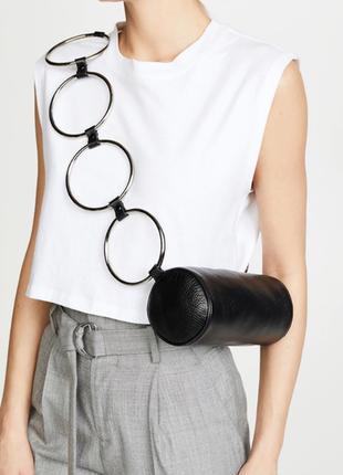 Необычная сумка с кольцами