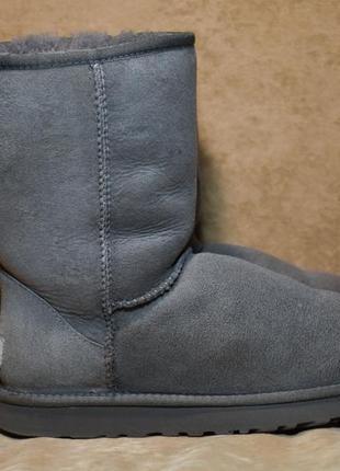 Угги ugg australia classic short сапоги ботинки зимние овчина цигейка. ориг. 39 р/25 см