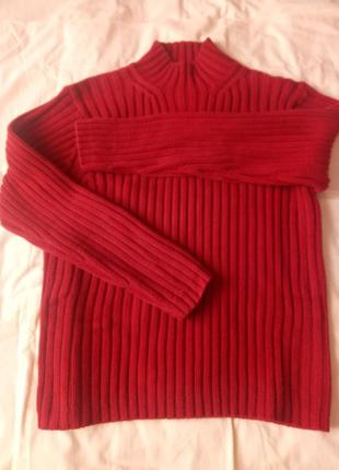 Теплый свитер gap