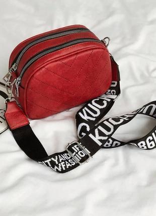Маленькая сумочка-клатч