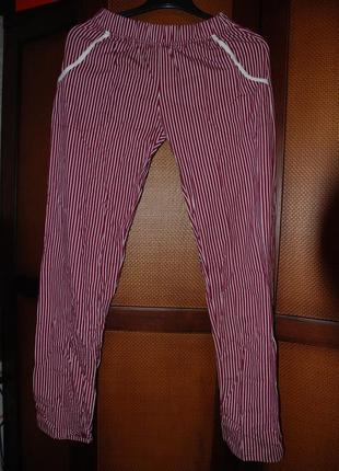 Пижамный комплект футболка со штанами, размер s