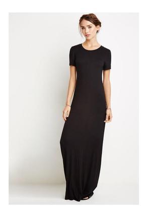 829d0d56384c Длинное платье миди из льна,платье футболка с коротким рукавчиком из льна
