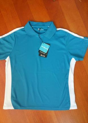 Термо поло / футболка для фитнеса / активного отдыха