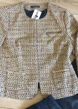 Твидовые жакеты, женские 2019 - купить недорого вещи в интернет ... 22c5673d4d9