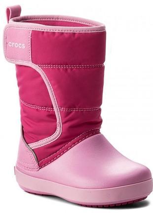 Crocs snow boot j6 38 размер