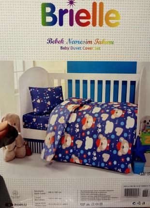 Постельное бельё для малышей brielle 457 v1