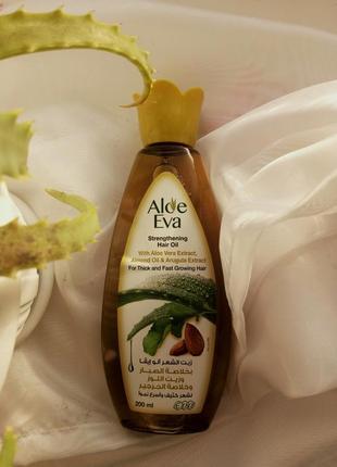 Несмываемое масло для волос прямиком с египта