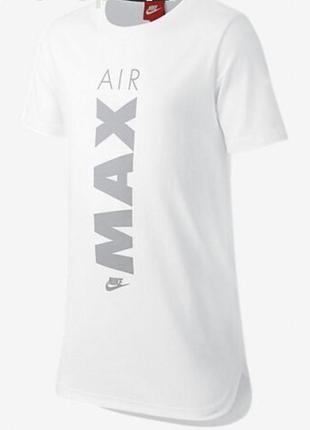Nike air max футболка для мальчика
