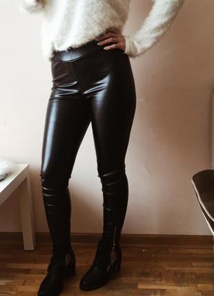 Новые кожаные штаны