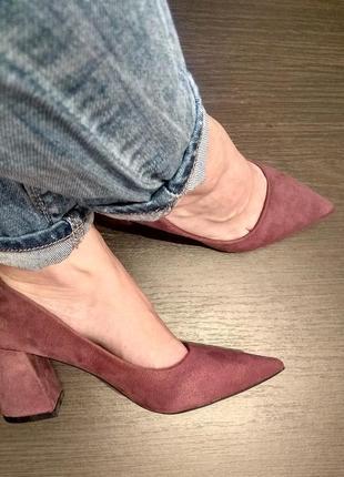 Туфли (все размеры)1 фото