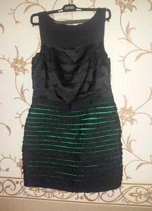 Шелковое платье karen millen