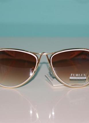"""Очень красивые женские солнцезащитные очки капельки """"авиаторы"""""""
