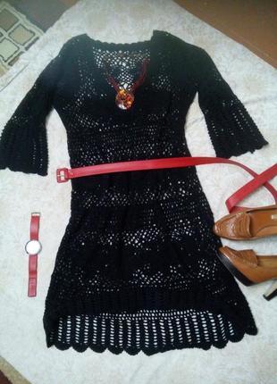 Ажурное платье от monsoon
