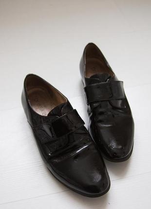 Лаковые туфли braska р.38