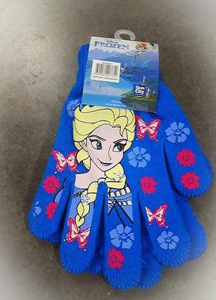 Детские перчатки для девочки