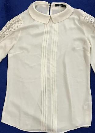 Белая блузка от oasis