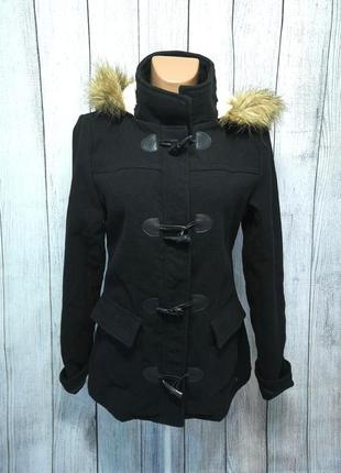 Пальто стильное kangol, 12 (m), как новое!