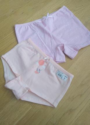 Трусы-шорты для девочки от baykar