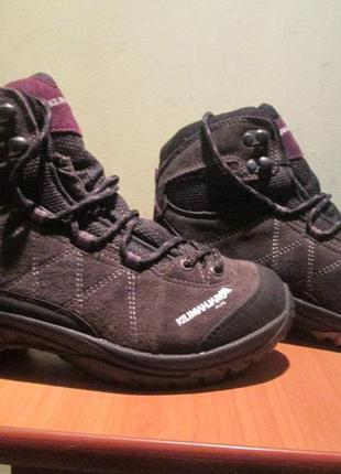 Треккинговые ботинки kilimanjaro vibram sympa teх