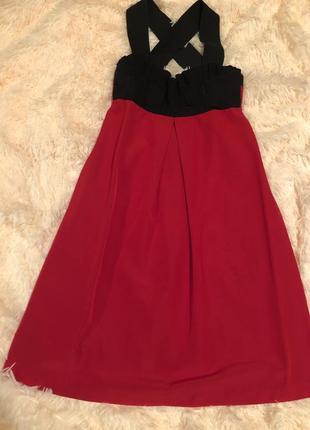 Классическое платье от кутюрье