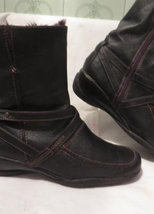 Ботинки мех ariane 38 размер