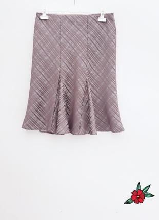 Красивая юбка на резинке юбка миди нарядная юбка