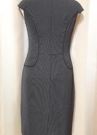 Классическое платье сарафан офис размер 36/105 фото