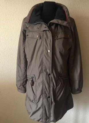 Демисезонная куртка mark adam, размер хл