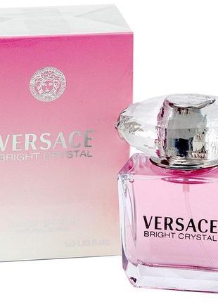 Versace bright crystal версаче брайт кристал 50 мл новые в упаковке оригинал