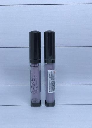 Жидкий консилер ruby rose naked skin color correcting fluid - purple  (фиолетовый)