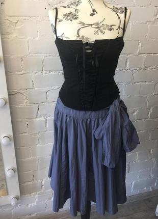 Комплект юбка и корсет monton