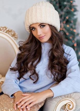 Зимняя шапка braxton
