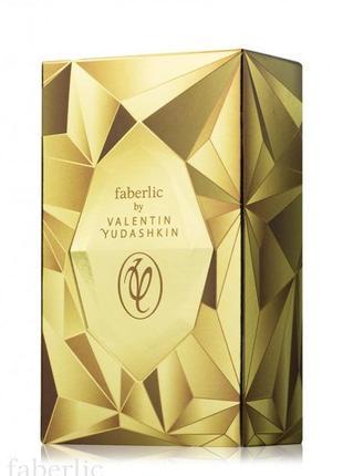 Парфюмерная вода для женщин faberlic by valentin yudashkin gold faberlic 3003 фаберлик