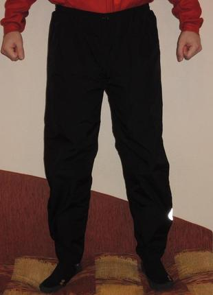 Фирменные мембранные туристические штаны mckinley expodus 5000 р.l/xl
