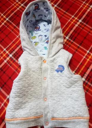 Жилетка для малыша