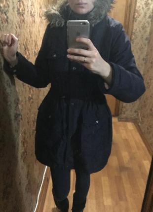Парка зимняя куртка пальто