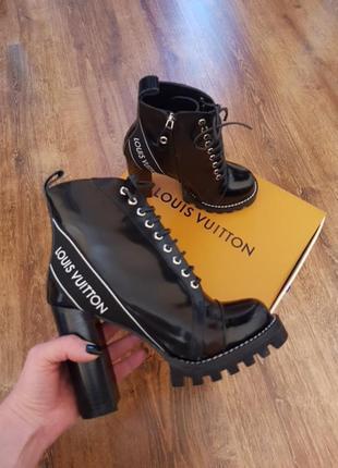 Ботиночки louis vuitton